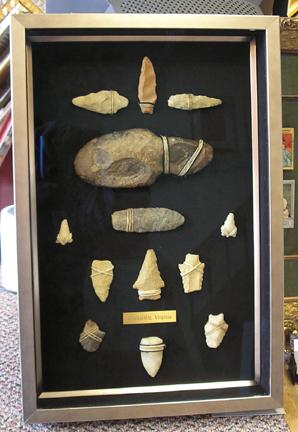 arrowheads and axes 20071