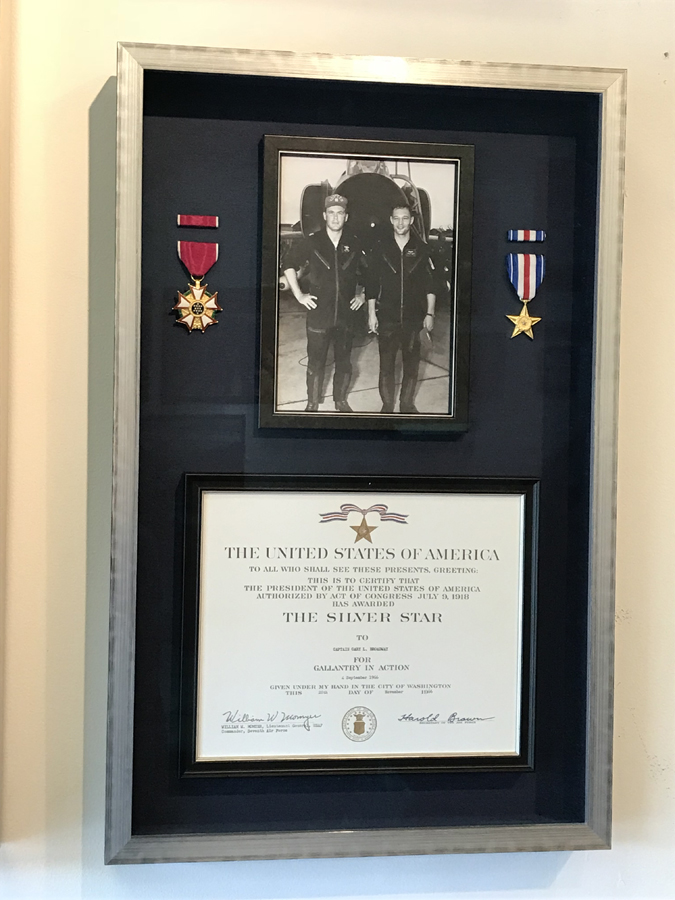 Doc Broadway Military Honors