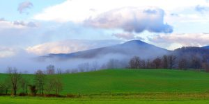 Fred Eberhart, Fogg Mountain, digital photograph