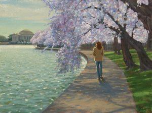 Bradley Stevens, Blossom Path, 18