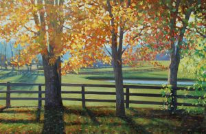 Bradley Stevens, October Light, 24