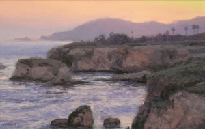 Dusk at Shell Beach 300x189