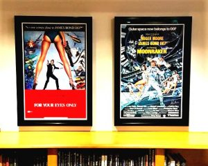 Bond Smaller posters boost