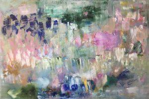 Courtney Kolker Springtide 24x36 Acrylic on Canvas